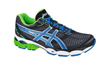 Asics Men's Gel Pulse 5 GTX black/blue/neon green